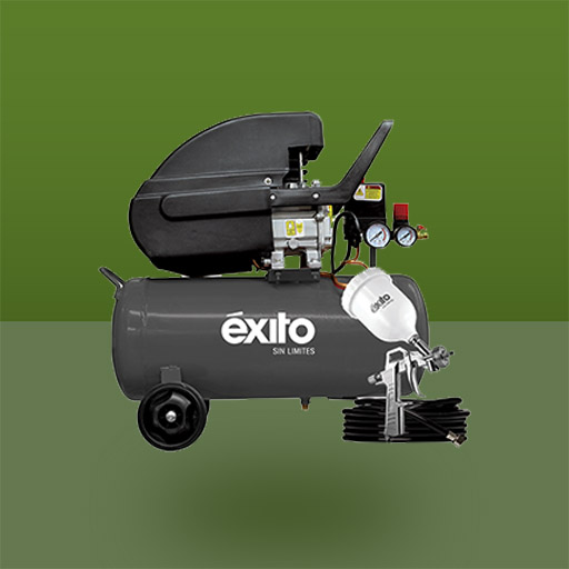 Kit Compresor Éxito 2.5HP