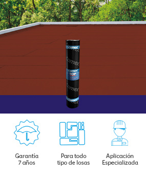 Top Roll 3.5 mm FV Granulado
