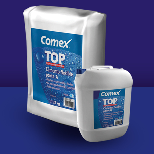 TOP® Cemento Flexible
